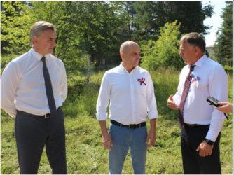 Сергей Сокол поддержал идею нового ЗАГС`а в Ангарске