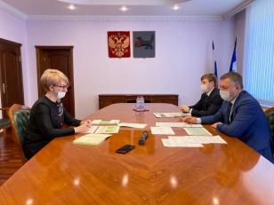 Правительство региона и Россельхозбанк продолжат реализацию инвестиционных проектов в области сельского хозяйства